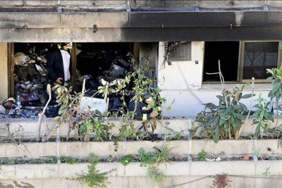 Un herido grave y siete leves en una explosión de gas en Logroño
