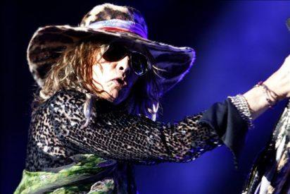 Aerosmith ofreció un vibrante concierto a 35.000 personas en Lima