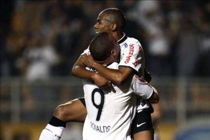 Corinthians continúa invicto en el Campeonato Brasileño y lidera el torneo
