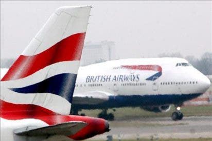 El personal de cabina de British Airways comienza cinco días de huelga