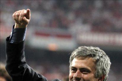Mourinho recoge sus pertenencias en la Ciudad Deportiva del Inter
