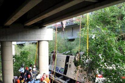 Al menos 16 turistas rusos mueren en un accidente de carretera en Turquía