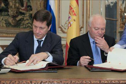 Moratinos y Zhúkov abordan relaciones y preparan el año de España en Rusia