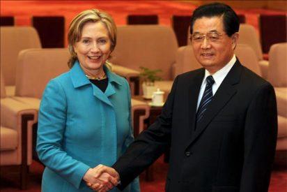 Clinton pide el apoyo explícito de China en las condenas a Irán y Corea del Norte