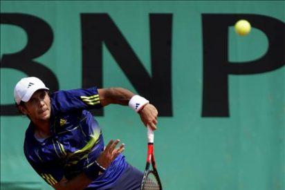 Verdasco se deshace sin problemas de Kunitsyn en Roland Garros