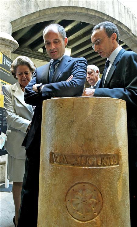La Generalitat recuperará 600 kilómetros de la Vía Augusta en la Comunitat