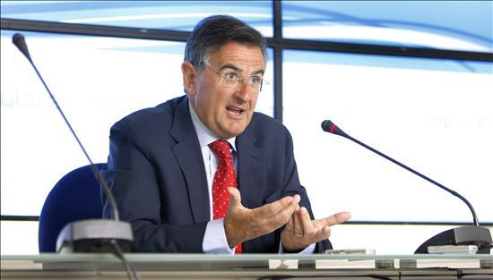 Caja Extremadura dice que su representación en el SIP será superior al nivel de sus activos