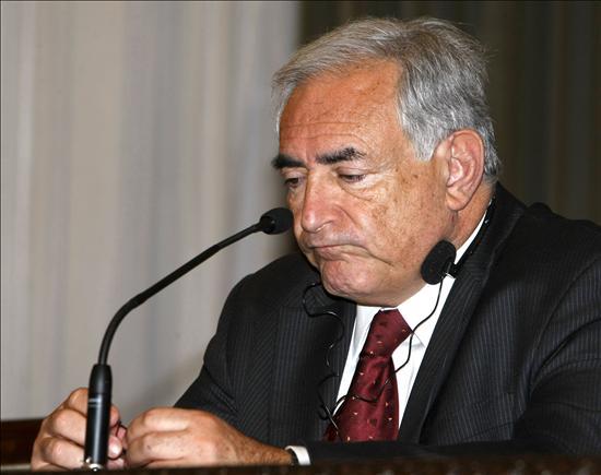 Strauss-Khan insta a la coordinación mundial para salir de la crisis