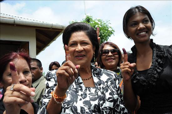 Trinidad y Tobago afronta un gran cambio con la primera mujer en el poder