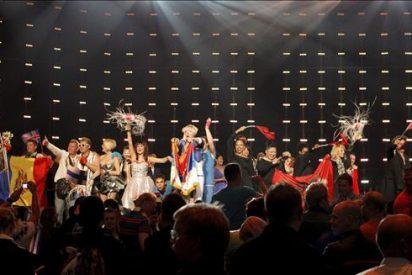 Eurovisión aplaca la invasión oriental en su primera semifinal con jurado