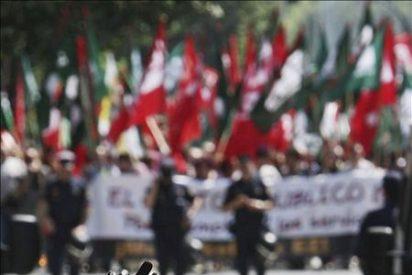 UGT presenta hoy el preaviso de huelga del 8 de junio en el sector público