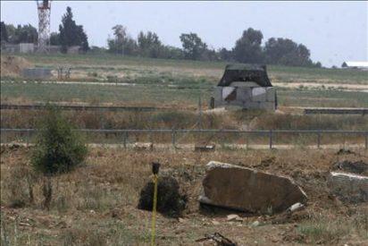 Al menos quince palestinos heridos en ataques de la aviación israelí en Gaza