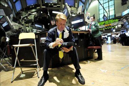 El Dow Jones cierra en menos de 10.000 puntos por primera vez en tres meses