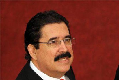"""Zelaya condena a los presidentes que """"legitiman"""" la situación de Honduras"""