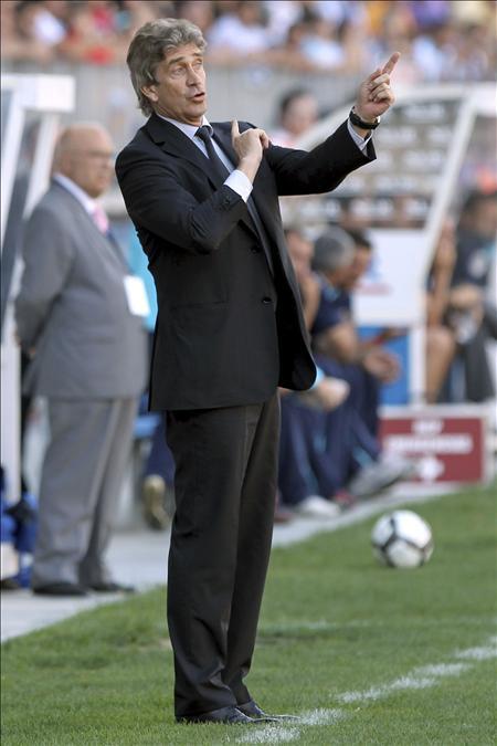 """Pellegrini deja el equipo madridista """"satisfecho"""" con el trabajo cumplido """"en términos generales"""""""