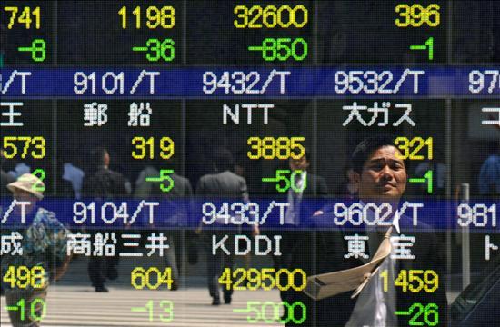 El descenso del yen da un respiro al Nikkei