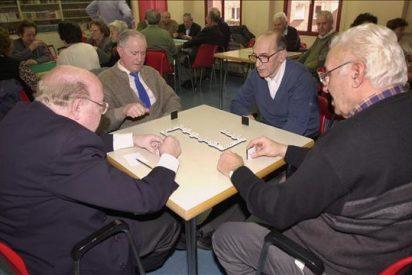 La pensión media de jubilación fue de 882,27 euros en mayo, el 3,5 por ciento