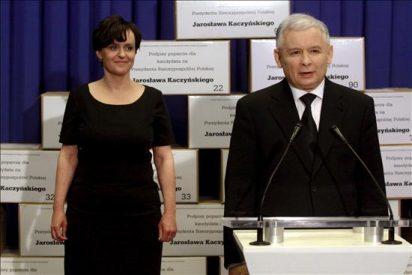"""Jaroslaw Kaczynski niega que su hermano actuase de """"forma suicida"""" en el avión siniestrado"""