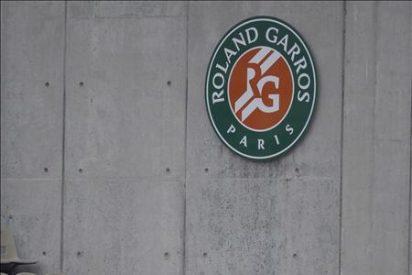 La lluvia impide el inicio de la jornada en Roland Garros