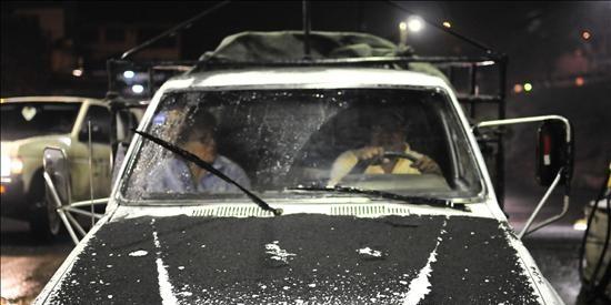 La furia del Pacaya deja dos muertos, tres desaparecidos y miles de damnificados
