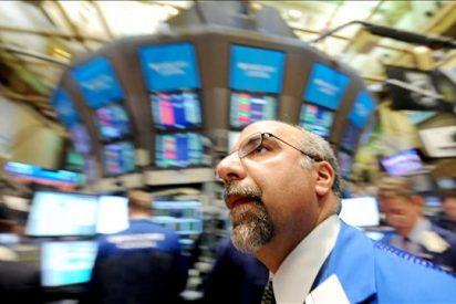 Wall Street baja el 0,5 por ciento en la apertura de su última sesión de mayo