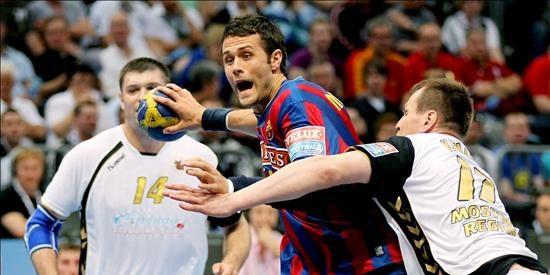 34-27. El Barcelona jugará ante el Kiel una final europea cinco años después