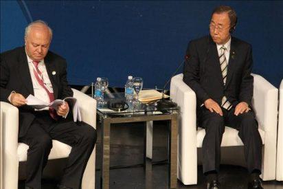 """""""Alianza Civilizaciones muestra que no estamos abocados al choque"""", dice Moratinos"""
