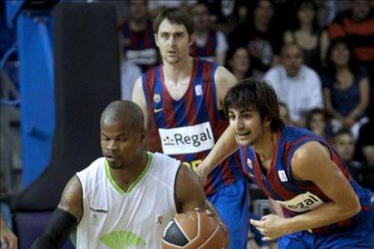 71-58. Unicaja no puede con la defensa de un Barça que viajará a Málaga con un 2-0