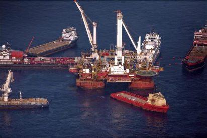 BP declara el fracaso de la inyección de lodo para cerrar el pozo