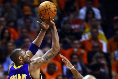 103-111. Bryant y Artest pusieron a Lakers en las Finales