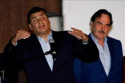 Correa opina que el documental de Stone da a conocer la historia real de América Latina