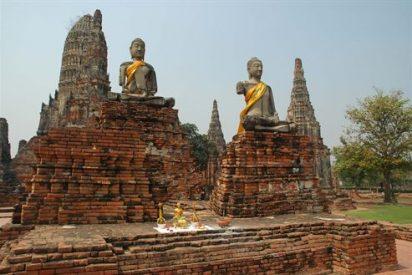Ayutthaya, la antigua capital de Siam