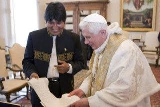 """Evo: """"No he tenido respuesta del Vaticano"""""""