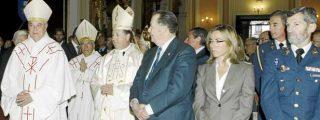 Chacón suprime las misas en los actos militares