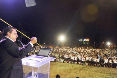 Los evangélicos de Honduras rezan por el fin de la violencia en su país