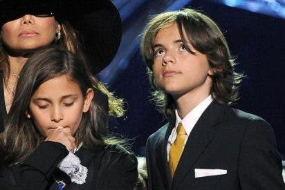 Los hijos de Michael Jackson, estrellas en YouTube