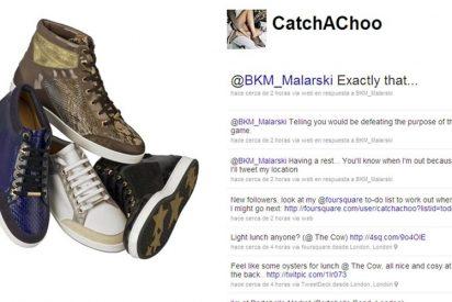 Twitter te regala Jimmy Choo's