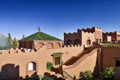 El capricho de Richard Branson en el Atlas Marroquí