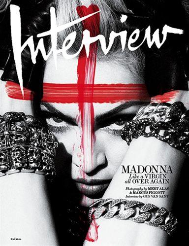 Madonna, sin photoshop