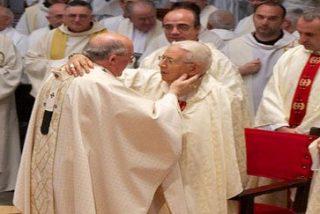 """Osoro sobre Sanus: """"El presbiterio diocesano tiene mucho que agradecerle"""""""
