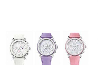 Este verano apuesta por los relojes de colores