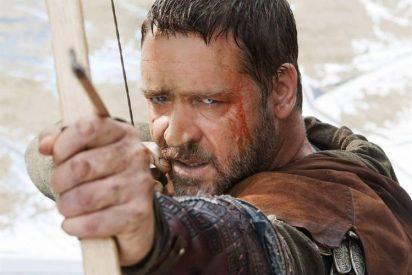 Robin Hood da en el blanco