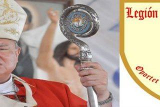 El cardenal Sandoval rechaza ser el refundador Legionario