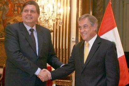 Alan García se reunirá con Sebastián Piñera en Madrid