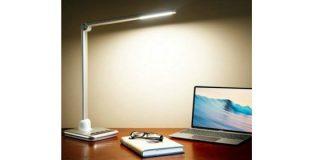 ¡Superdescuentos en lámparas de escritorio en Amazon!