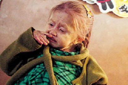 La triste vejez de una niña de...¡ocho años!