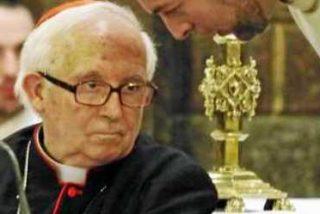 """Cañizares: """"La Iglesia católica es la única institución que pide perdón todos los días"""""""