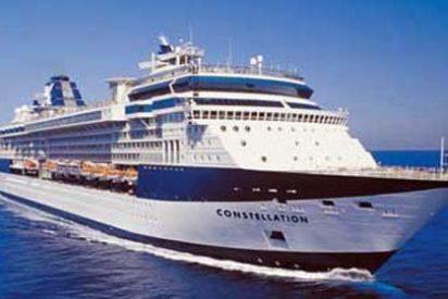 El nuevo Celebrity Constellation comienza a navegar tras su remodelación