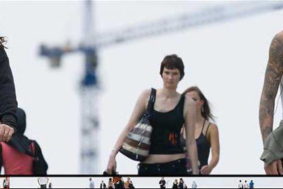 We're All Gonna Die (Todos vamos a morir), la foto más ancha jamás realizada: 100 metros