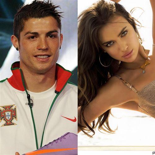 Irina Shayk, la nueva nova de Cristiano Ronaldo